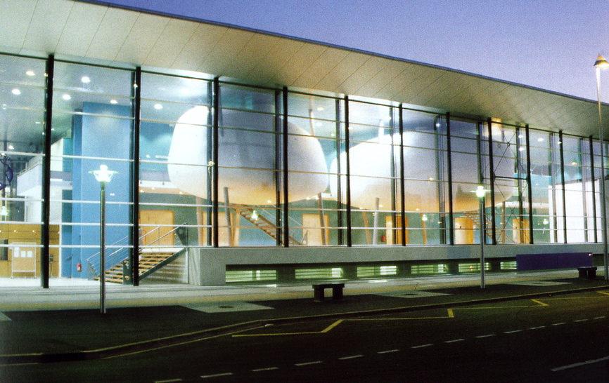 Créature Architectes - Construction du lycée Charles Péguy - Orléans - 45