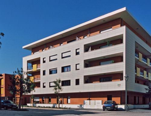 Construction de 58 logements collectifs et de 2 maisons individuelles – ZAC SonisOrléans (45)