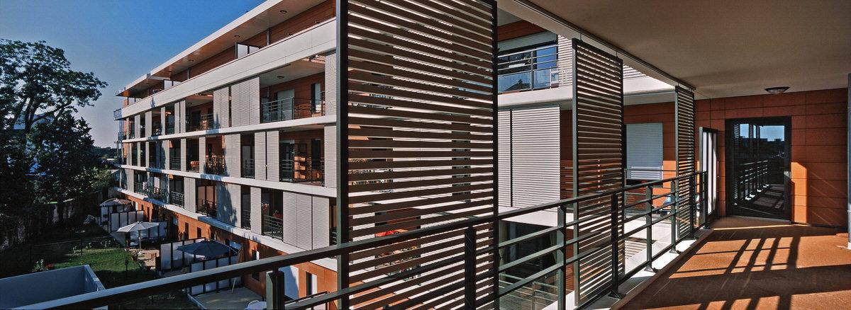 Créature Architectes - Construction de 58 logements collectifs et de 2 maisons individuelles - ZAC Sonis - Orléans - 45