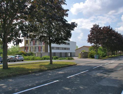 Construction De 24 logements collectifs et de 2 locaux à usage médicalBuxerolles (86)