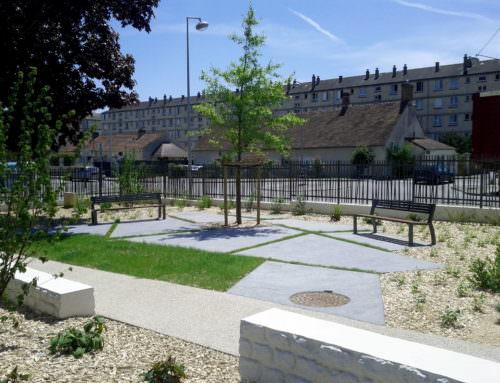 Résidentialisation des ensembles immobiliers «Argonne – Jacobins – Grands Villiers»Orléans (45)