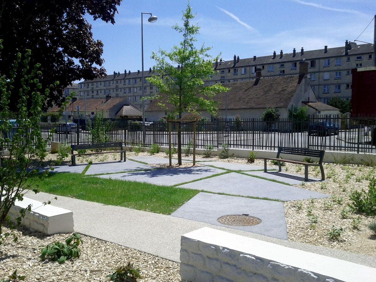 Créature Architectes - Résidentialisation des ensembles immobiliers «Argonne - Jaconains - Grands Villiers» - Orléans - 45