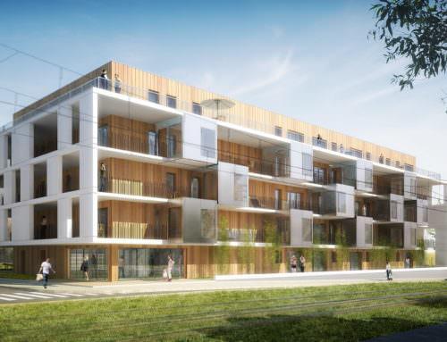 Construction de 49 logements collectifs et de 5 maisons individuelles groupéesSaint-Jean-de-Braye (45)