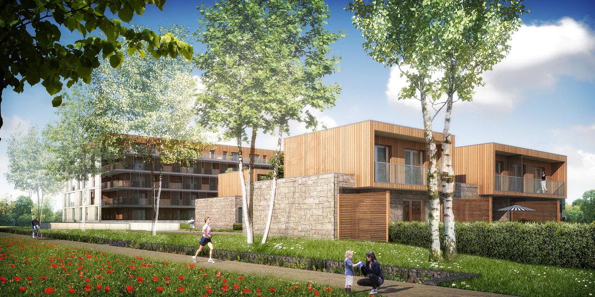 Créature Architectes - Construction de 49 logements collectifs et de 5 maisons individuelles groupées - Saint-Jean-de-Braye - 45