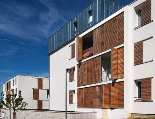 Construction de 20 logements collectifs et de 20 logements individuelsChâlette sur Loing (45)