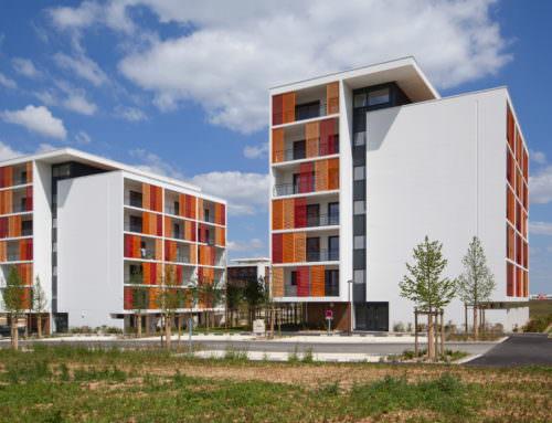 Construction de 54 logements collectifs et de 7 logements individuelsChasseneuil-du-Poitou (86)