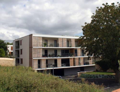 Construction de 45 logements collectifs «Clos Saint Joseph»Poitiers (86)