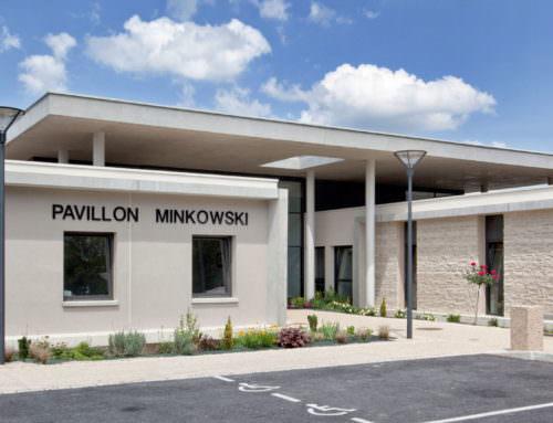 Reconstruction du Pavillon psychiatrique Minkowski (61 lits) – CH Laborit Poitiers (86)