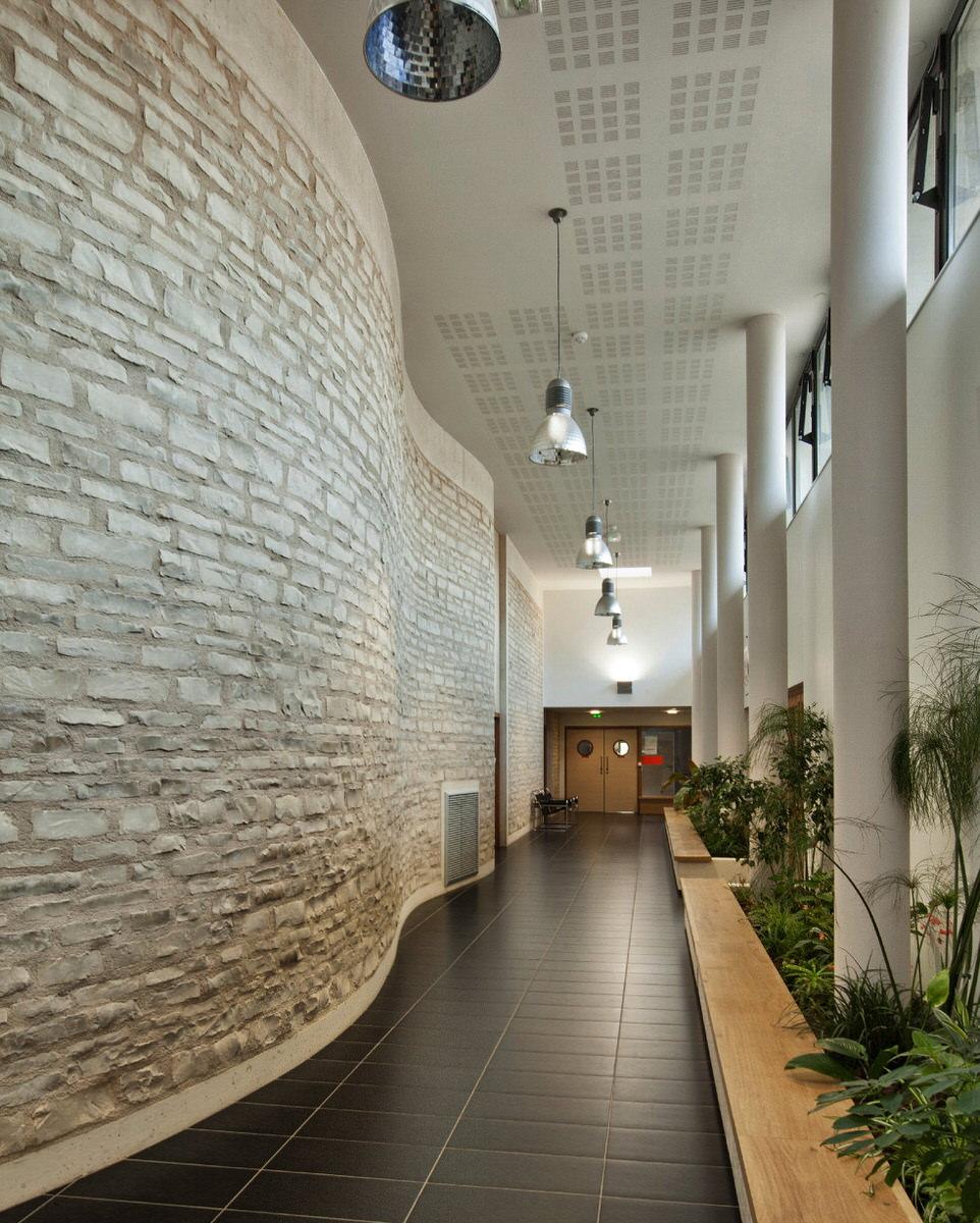Créature Architectes - Reconstruction Pavillon Minkowski (61 lits) - CH Laborit - Poitiers - 86