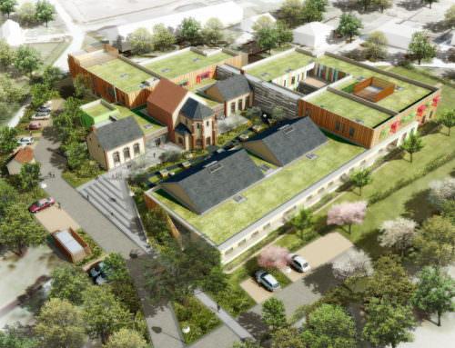 Extension et restructuration de l'EHPAD «la résidence d'Emilie» Lorris (45)