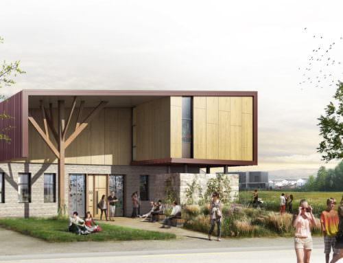 Construction d'une maison de réhabilitation psycho-sociale – CH Laborit Poitiers (86)