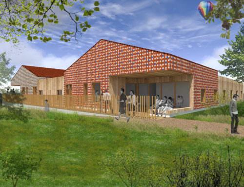 Extension et réaménagement des bâtiments des «Amis de Pierre» Orléans (45)