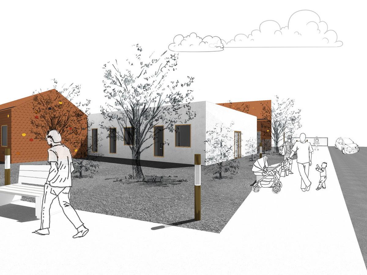 Créature Architectes - Aménagement d'une maison de santé pluriprofessionnelle - La Chapelle-Saint-Mesmin - 45