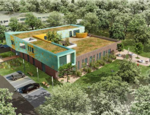 Construction d'une unité de soins palliatifs Blois (41)