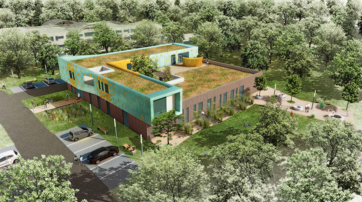 Créature Architectes - Construction d'une unité de soins palliatifs - Blois - 41