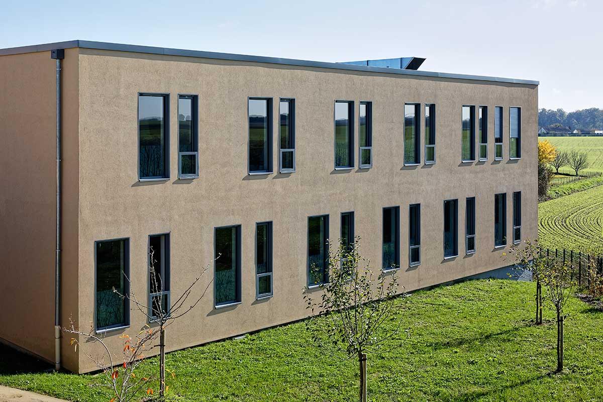 Créature Architectes - Restructuration - de l'EHPAD Marcel Fortier - Richelieu - 37