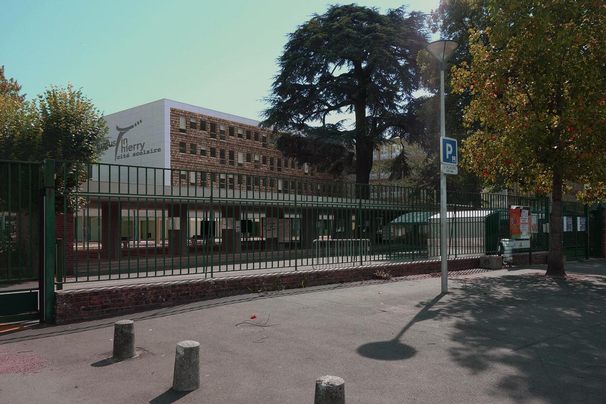 Créature Architectes - Restructuration des externats D & E du lycée Augustin Thierry - Blois - 41