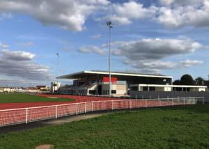 Créature Architectes - Reconstruction du Stade «L'Enjeu» - Parthenay - 79