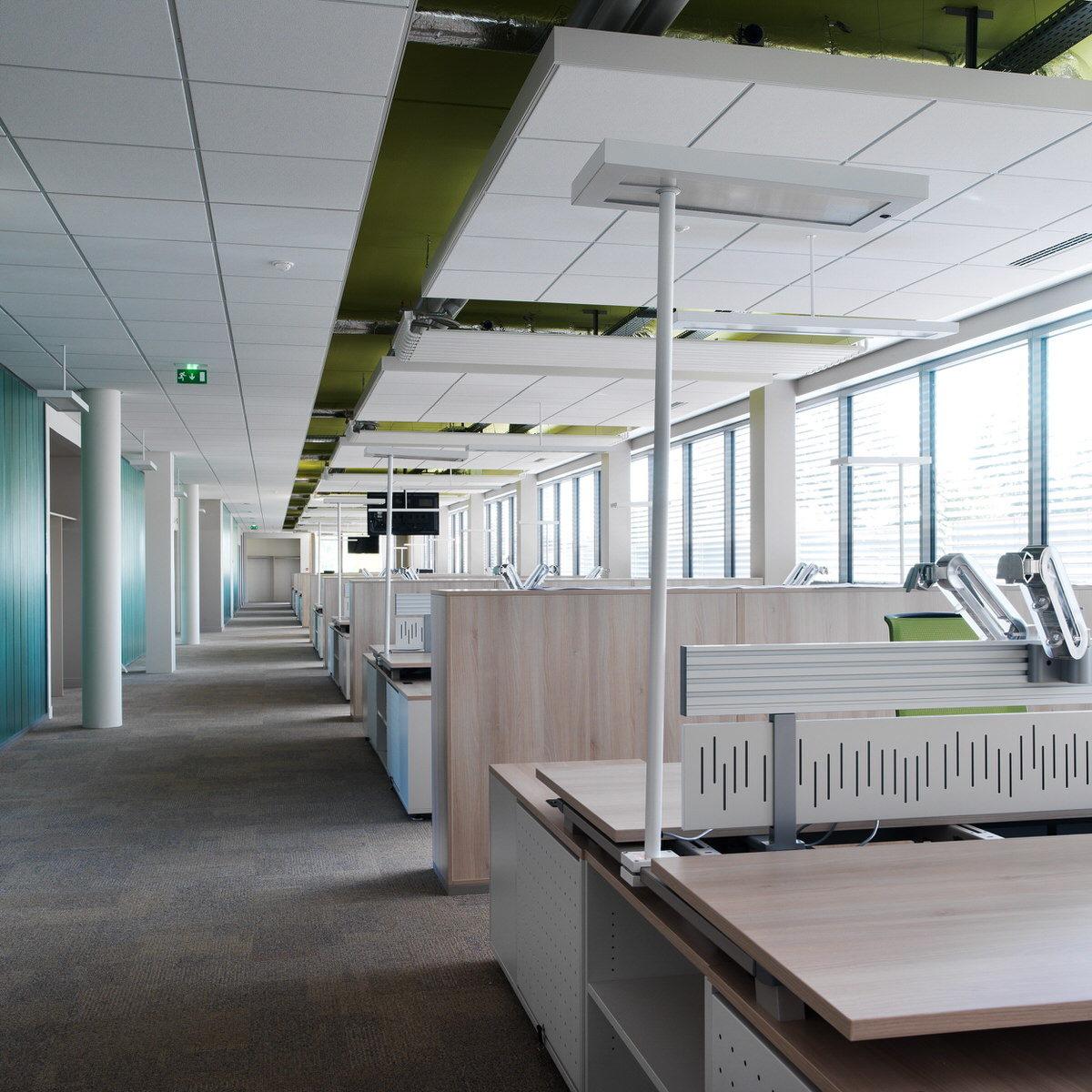 Créature Architectes - Construction d'un immeuble de bureaux HQE - Saint-Jean-de-Braye - 45