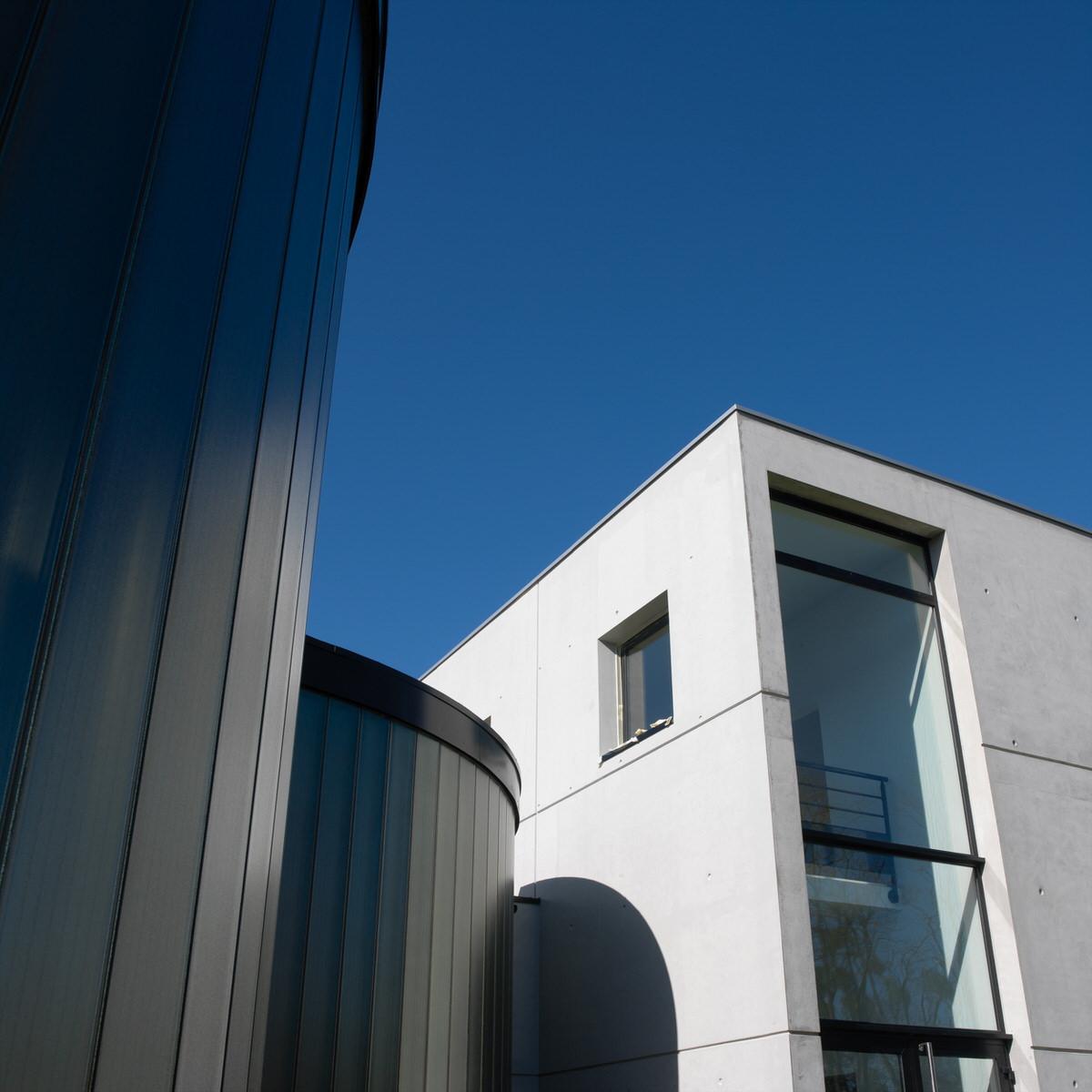 Créature Architectes - Construction d'une Pépinière d'entreprises - ZAC du parc du Moulin - Olivet - 45