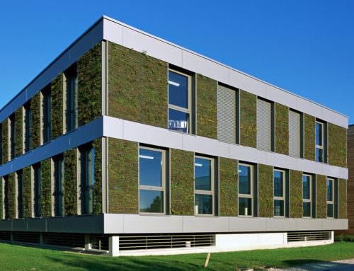 Construction d'un immeuble de Bureaux – ZAC du parc du Moulin  Olivet (45)