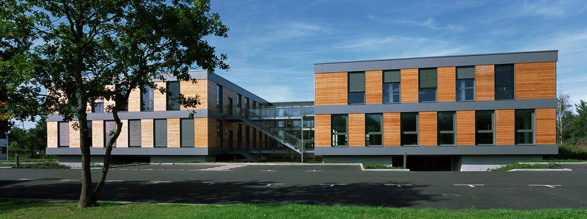Créature Architectes - Construction d'un immeuble de Bureaux - ZAC du parc du Moulin - Olivet - 45