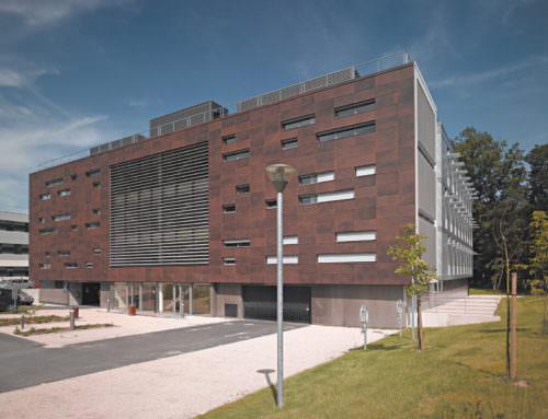 Constructiond'un immeuble de Bureaux – ZAC du parc du Moulin (Sofilo)  Olivet (45)