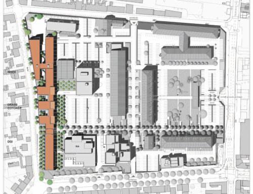 Extension et restructuration de la Cité administrative Coligny  Orléans (45)