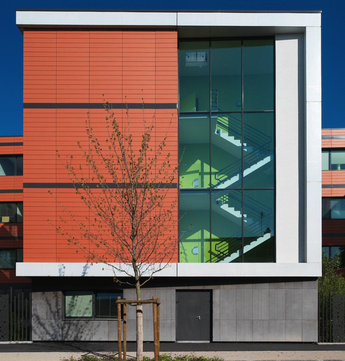 Créature Architectes - Extension et restructuration de la Cité administrative Coligny - Orléans - 45