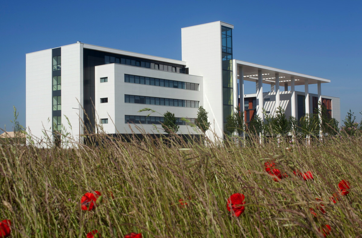 Créature Architectes - Construction du centre de recherche et de formation Europe ZTE-D - Poitiers - 86