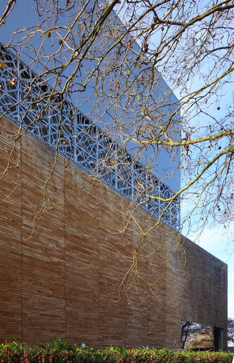 Créature Architectes - Construction d'une chaufferie biomasse - Orléans la Source - 45