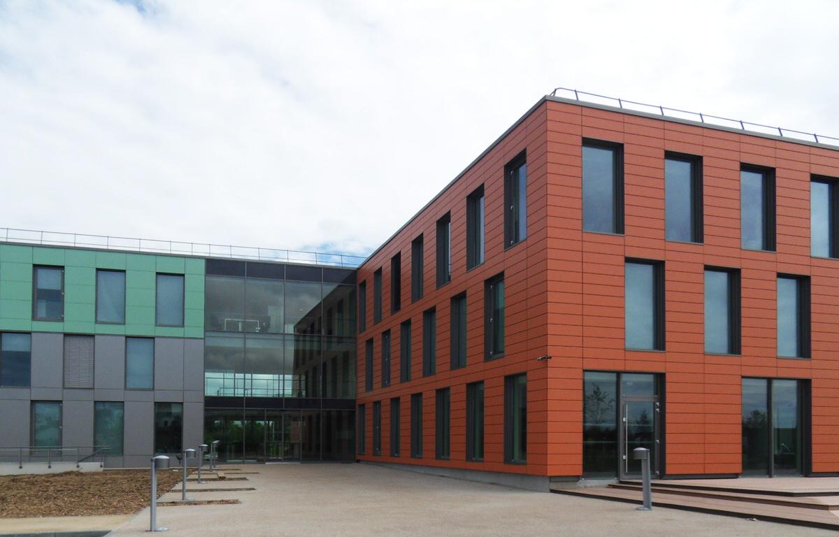 Créature Architectes - Construction du siège administratif d'Axéréal - ZAC du Larry - Ilot R2 - Olivet - 45