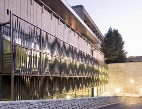 Extension et restructuration de l'UFR de sciences humaines et arts Poitiers (86)